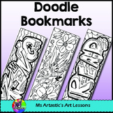 10 Coloring Bookmarks for Grade 3 to Grade 9