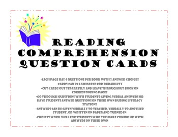 10 Fat Turkeys: Comprehension Questions