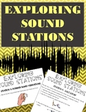 10 Sound and Waves w/ Experiment Interactive Stations with