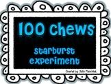 100 Chews Experiment