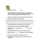 100th Day Center Activity Sheet