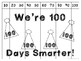 100th Day of School Counting by 10s Puzzle {FREEBIE!!}
