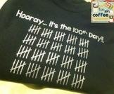100th Day Shirt {Adult XXL}