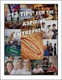 """""""12 Tips"""" for the Aspiring Entrepreneur! -  Paperback Book"""
