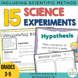 Science Experiments for Elementary Classrooms (15)
