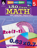 180 Days of Math for Fifth Grade (eBook)
