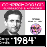 1984 ORWELL- Comprehension Questions and Answers