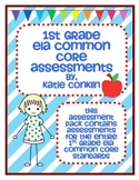 1st Grade Common Core ELA Assessment Mega Pack
