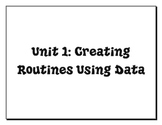 1st Grade Common Core Math Essential Questions