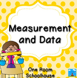 1st Grade Common Core Math: Measurement and Data