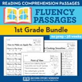 1st Grade Fluency Homework (36 Weeks)