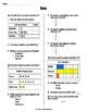 1st Grade Math Assessments