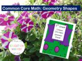1st Grade Math Common Core Geometry: Shapes