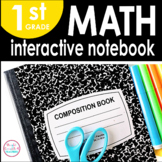 1st Grade Math Interactive Notebook {Common Core Aligned}