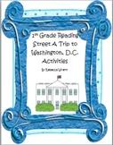 First Grade Reading Street  A Trip to Washington D.C.  Lit