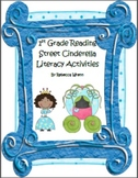 First Grade Reading Street Cinderella Literacy Activities