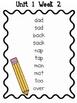 1st Grade Treasures Reading Series Spelling Supplement
