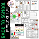 1st Week - Back to School