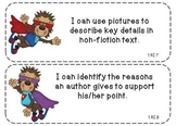 1st grade LA I can Statements