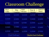 1st grade SAT 10 Math PowerPoint