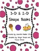 2-D and 3-D Shape Books