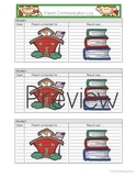 2 Minute Parent/ Teacher Communication Log Editable