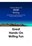 20 Ways to WOW Writing