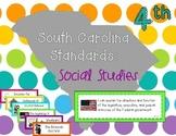 2011 South Carolina Social Studies Standards for Fourth Gr