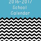 2014-15 Monthly School Calendar