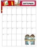2013-2014 Calendar