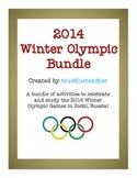 2014 Winter Olympic in Sochi, Russia Bundle