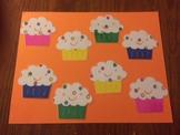 24 Birthday Cupcakes