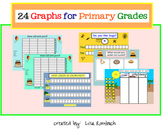 24 Graphs for Primary Grades SmartBoard lesson