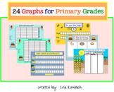 24 Graphs for Primary Grades SmartBoard lesson