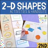2D Shapes Activity Pack