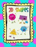 2D Shapes Unit