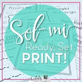 Sol And Mi {Ready Set Print!}