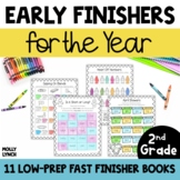 2nd Grade BAT Book - 90 Common Core Activities for Early F