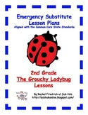 2nd Grade CCSS Emergency Sub Plans