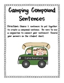2nd Grade Common Core Compound Sentence Center