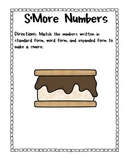 2nd Grade Common Core S'More Numbers