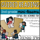 2nd Grade Guided Reading Mini-Lessons {Activities, Resourc