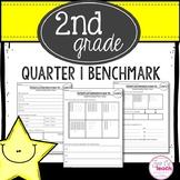2nd Grade Math Assessment: 1st Quarter Benchmark