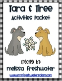 2nd Grade Reading Street Unit 2.1 Tara & Tiree Activities Packet