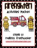 2nd Grade Reading Street Unit 5.1 Firefighters! Supplement