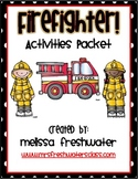 2nd Grade Reading Street Unit 5.1 Firefighters! Supplement