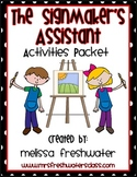 2nd Grade Reading Street Unit 5.5 The Signmaker's Assistan