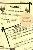 Language Arts and Grammar: BIG Ideas Book for Second, Thir