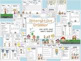 Interactive Grammar for 3rd Grade