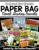 2nd and 3rd Grades Paper Bag Novel Study Bundle